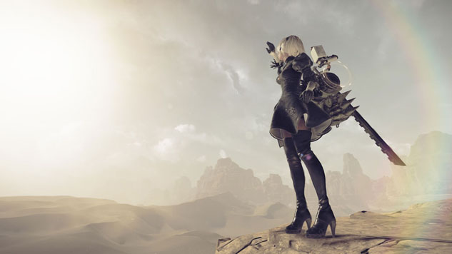 Ranking The Robots Of <i>Nier: Automata</i>