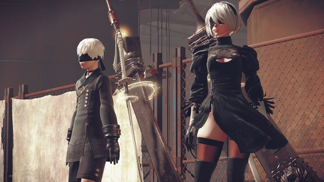 Thank Coca-Cola For One of the Most Inspiring Moments in <i>NieR: Automata</i>