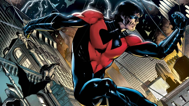 Warner Bros. is Developing a Nightwing Movie with <i>Lego Batman</i> Director