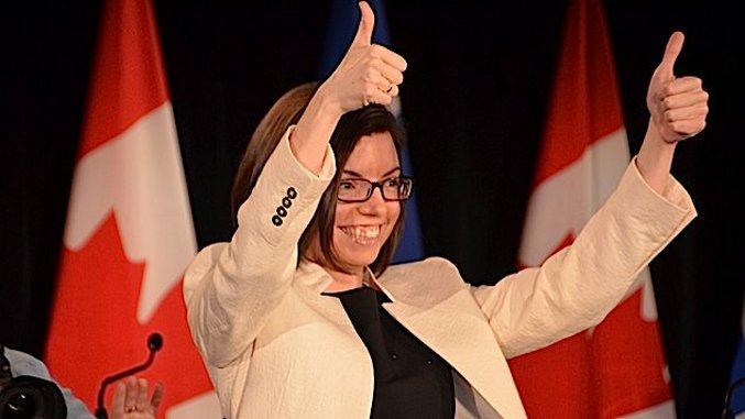 Meet Niki Ashton, the Bernie Sanders of Canada