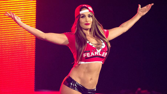 WWE's Sexist 'Woman vs. Diva' Problem Remains