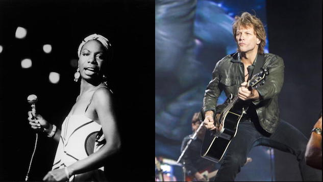 Rock and Roll Hall of Fame Inducts Nina Simone, Bon Jovi, Others Into Class of 2018, Snubs Radiohead