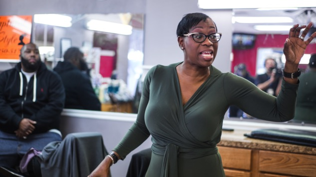 Looking Back to Go Forward: A Conversation with Nina Turner