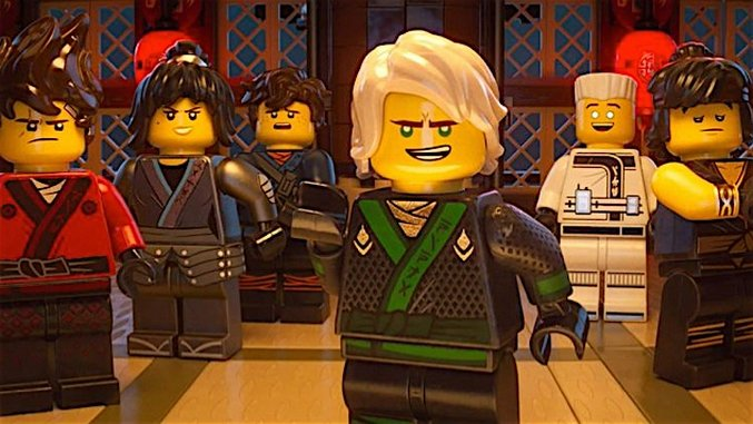 <i>The LEGO Ninjago Movie</i>