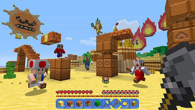 <i>Minecraft</i> to Receive Cross-Platform Play on the Switch This June