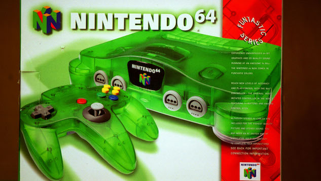 Does Nintendo Have an N64 Mini in the Works?