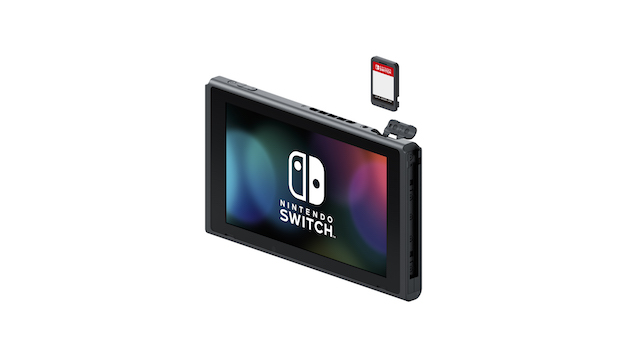 Nintendo Delays 64-GB Cartridges for Switch Until 2019, Per Reports