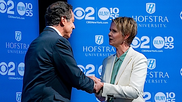 Celebrity and Corruption: The Key Battles from the Cynthia Nixon—Andrew Cuomo Debate