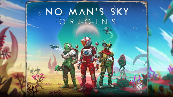 <I>No Man's Sky</I> Receives Another Large Update, Overhauling Much of the Game