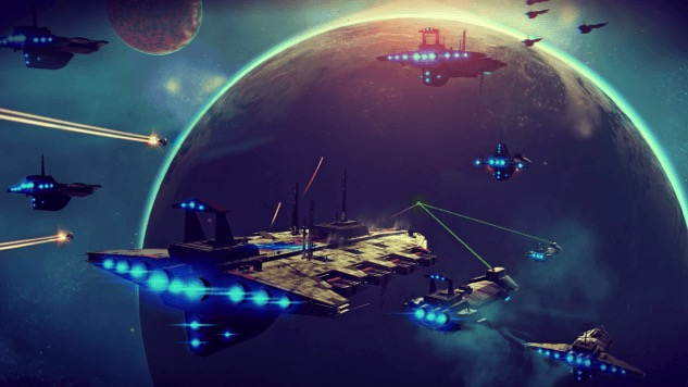 <i>No Man's Sky</i> Update Adds Multiplayer, 30 Extra Hours of Story