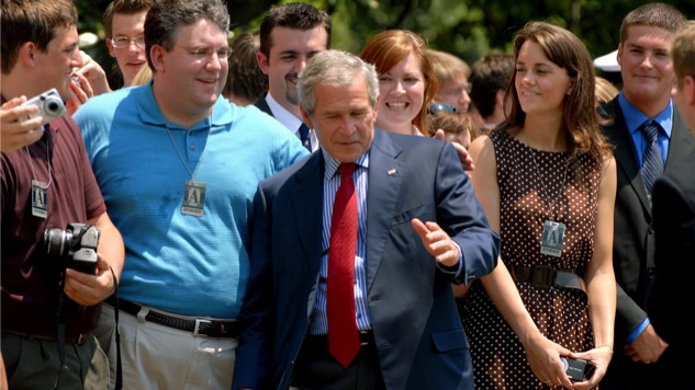 Alright, I've Had It: We Are NOT About to Give George W. Bush Credit for Anything