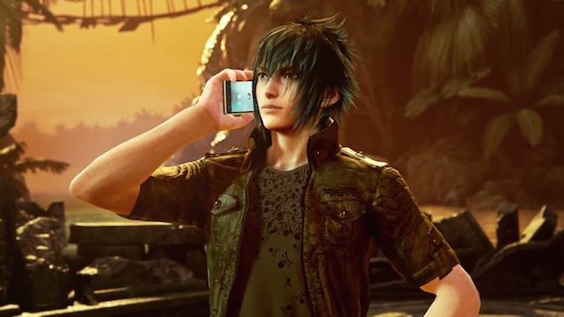 Yes, Noctis From <i>Final Fantasy XV</i> Is Actually Coming to <i>Tekken 7</i>