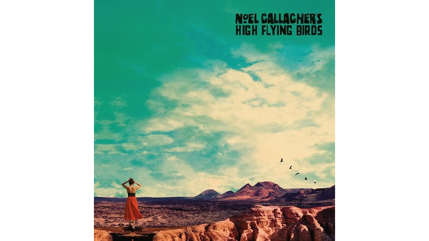 Noel Gallagher's High Flying Birds: <i>Who Built The Moon?</i> Review