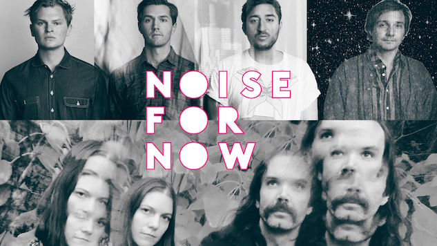 Portugal. The Man, St. Vincent, Grizzly Bear and More Unite for Noise For Now Benefit Shows