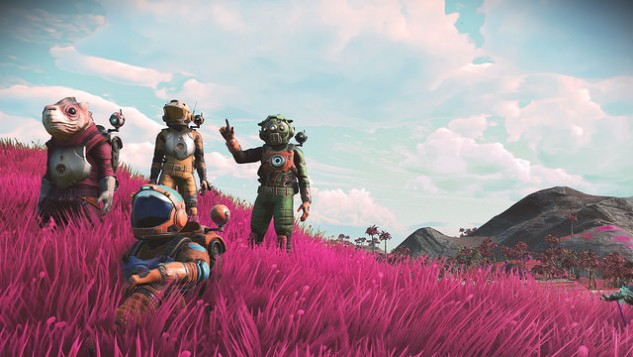 <i>No Man's Sky</i> Devs Preview Multiplayer Gameplay in New Trailer for NEXT Update
