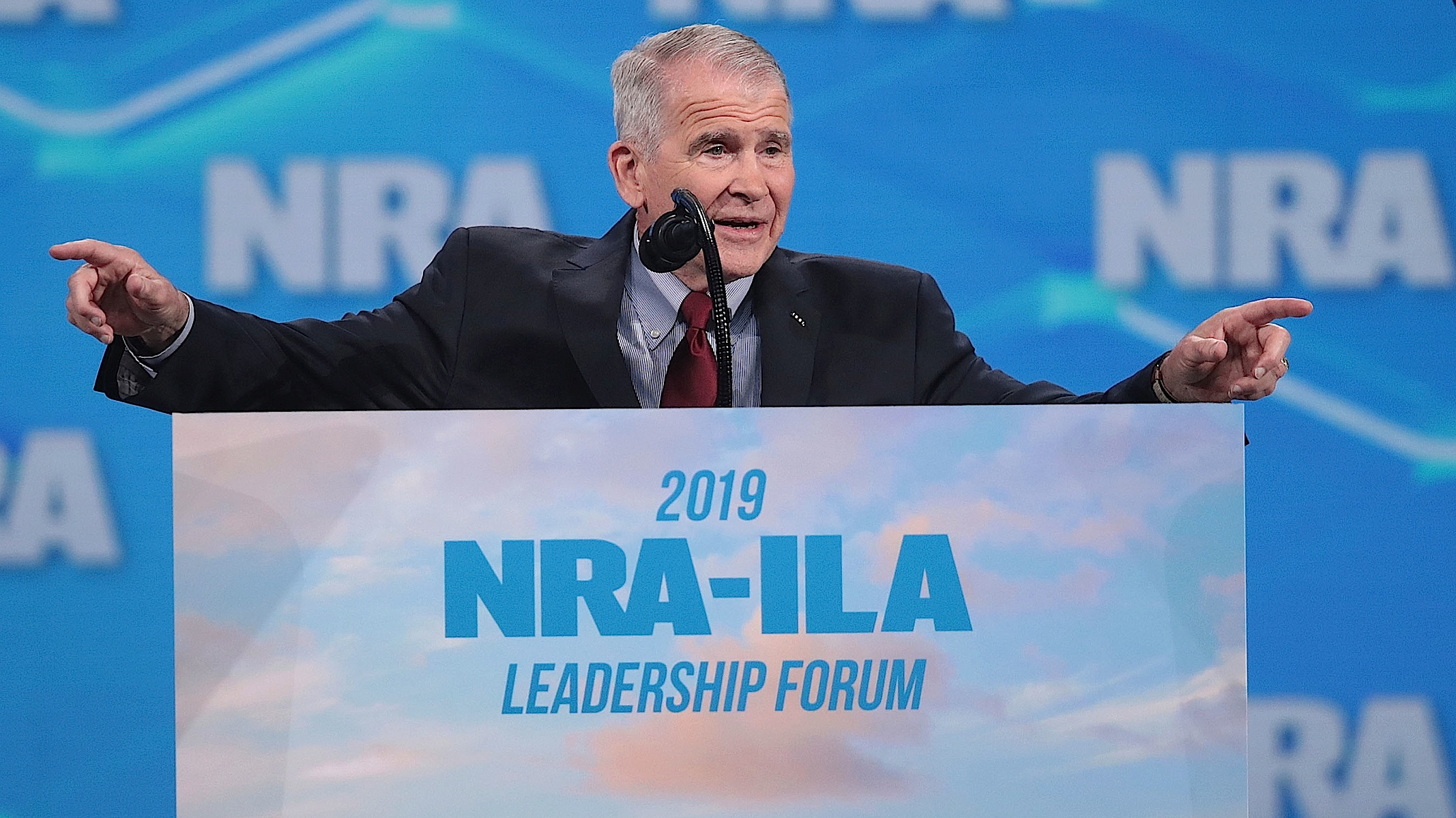 The NRA Is In Tatters, and Republican Leadership Is Worried Ahead of 2020