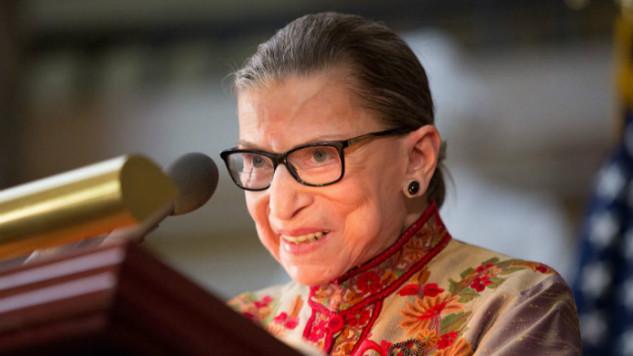 Justice Ruth Bader Ginsburg Can't Win