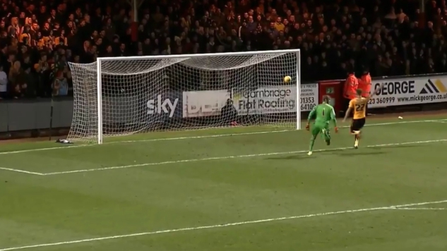 Notts County Goalkeepers Keep Making The Same Costly Mistake