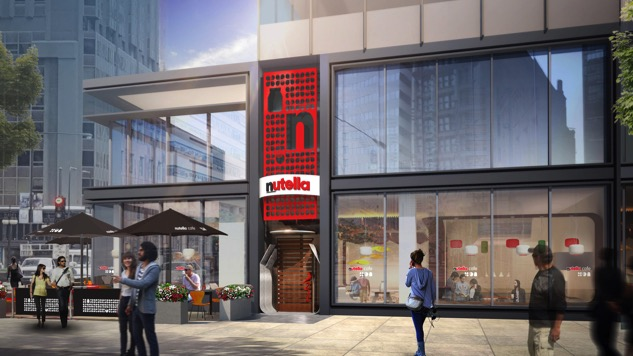 Chicago is Getting the First-Ever Nutella Restaurant