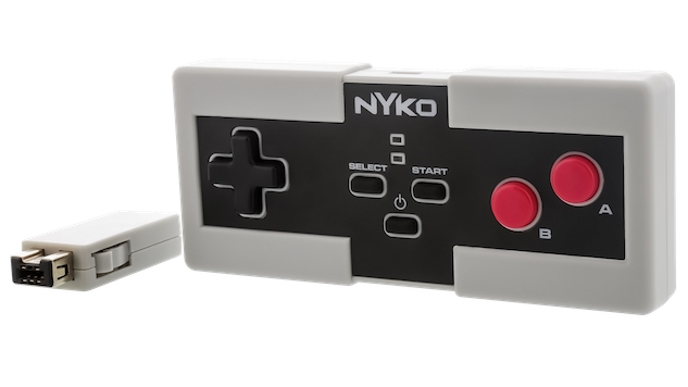 Nyko's Wireless NES Classic Controller is Out Now