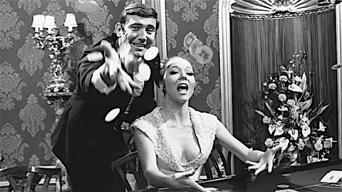 George Lazenby: The One that Got Away