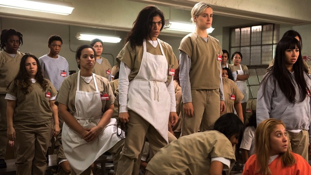 <i>Orange is the New Black</i> as a Portrait of White Silence