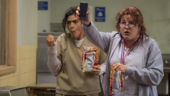 <i>Orange Is the New Black</i>'s Characters Threaten to Spiral Out of Control