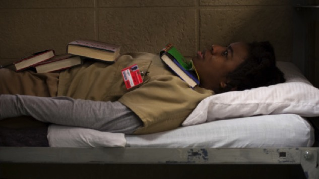 Say Her Name: Competing Themes in <i>Orange is the New Black</i>'s Season Finale