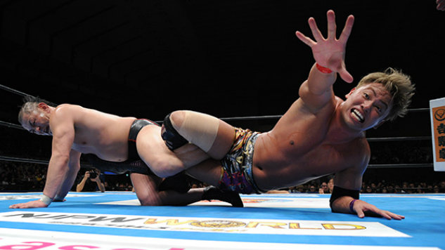 4 Must-Watch Matches from New Japan Pro Wrestling's New Beginning