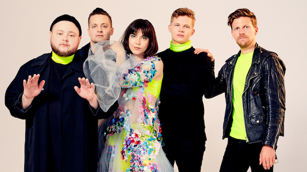 """Listen to of Monsters and Men's Dance-Inducing New Song """"Wild Roses"""""""