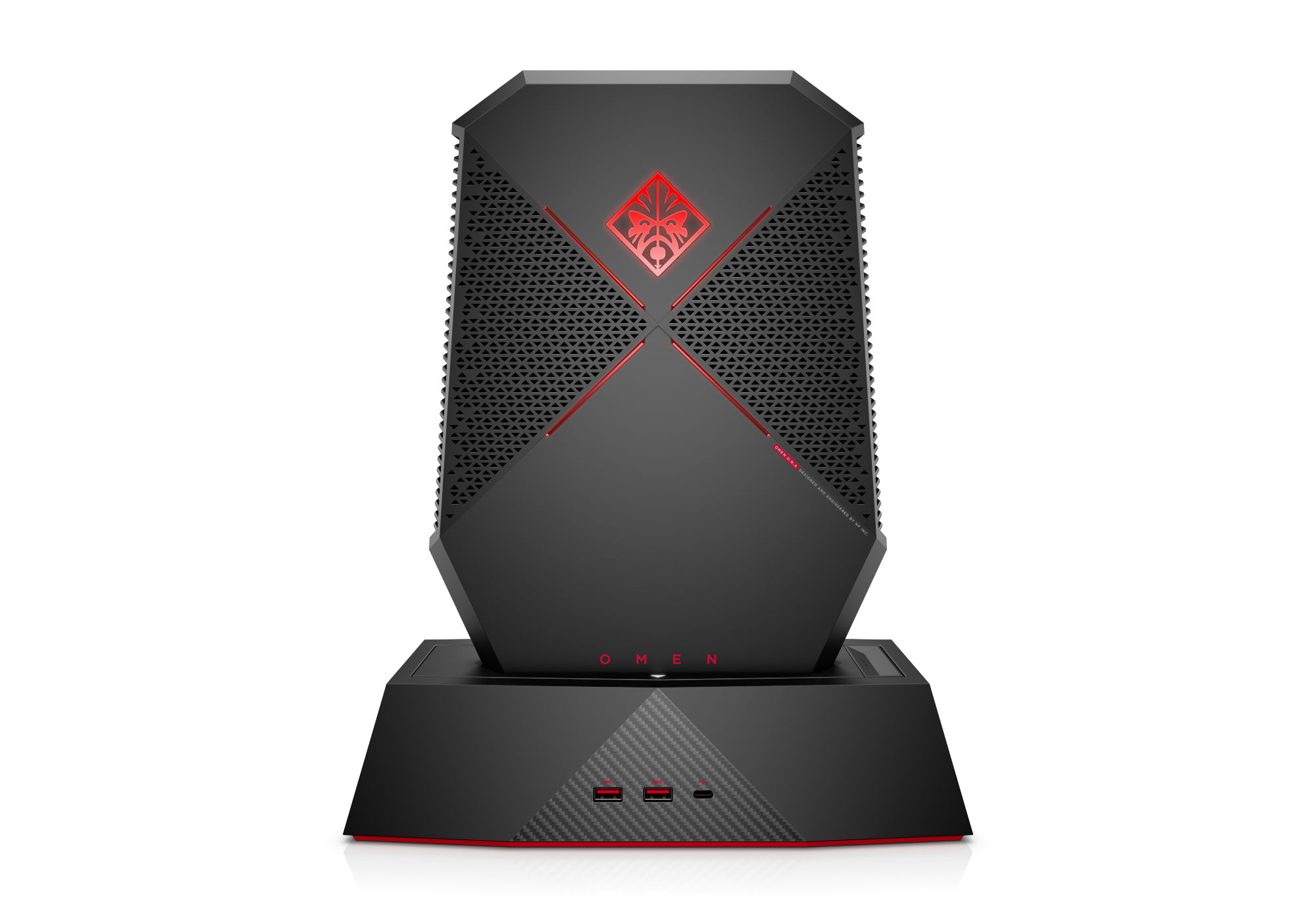 HP's Omen X Is a Wearable Gaming PC with a Dock :: Tech :: News