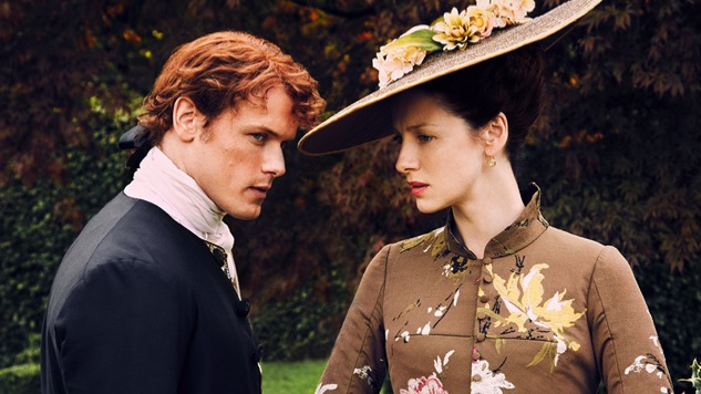 In the Writers Room: <i>Outlander</i> Writers Talk Sex Scenes and Bringing The Books to Screen