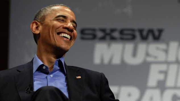 Spotify Tries to Recruit President Obama to Pick Playlists Full-Time