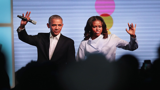 The Obamas Have Struck a Content Development Deal with Netflix