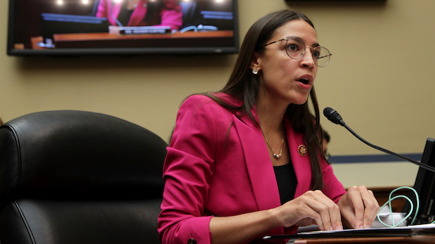 AOC Calls Out Kellyanne Conway for Skipping Congressional Hearing