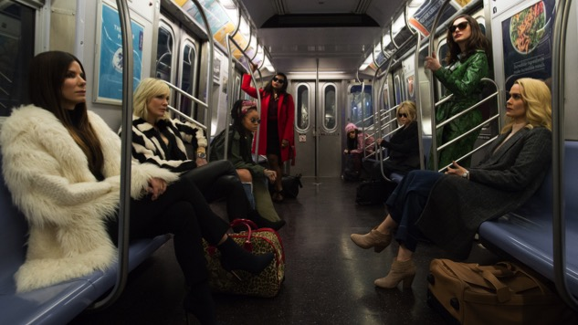 <i>Ocean's 8</i> Sets New Record for the Franchise, Secures Top Box Office Spot with $41.5 Million