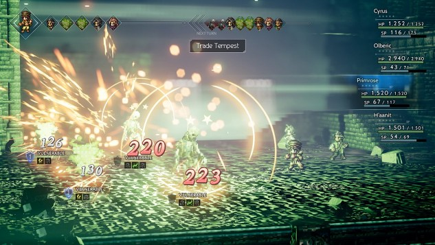Don't Expect Octopath Traveler to Get Any Future DLC