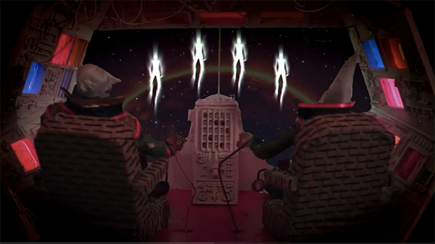 """Exclusive: Oh Sees Share 13-Minute Video for """"Anthemic Aggressor"""""""