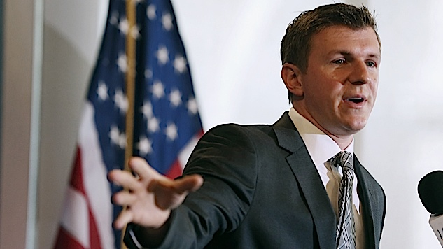 James O'Keefe Is Historical Scum