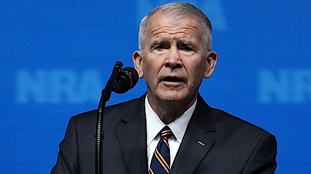 "New NRA Prez Oliver North Distinguishes Himself Early, Vows to ""Counterpunch"" Against...Parkland Students"