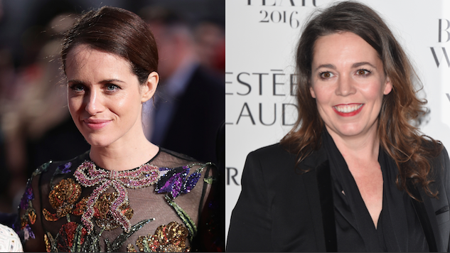 Olivia Colman Will Replace Claire Foy In <i>The Crown</i> Seasons Three, Four