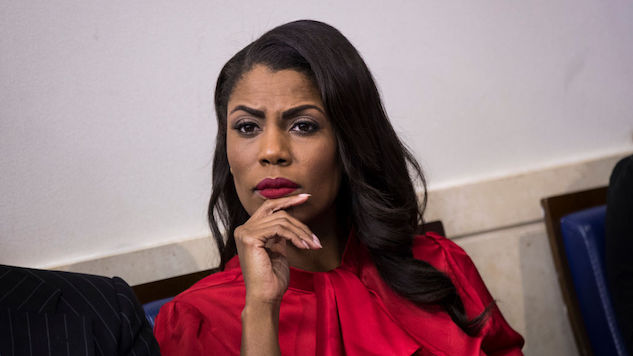 New Omarosa Tape Reveals Trump Campaign Staff Debating How to Spin A Supposed N-Word Tape