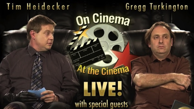 Tim Heidecker & Gregg Turkington Announce 2019 <i>On Cinema At The Cinema</i> Tour, Oscar Special