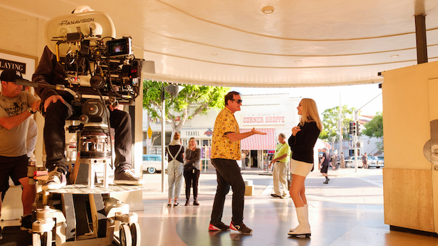 You Can Watch Quentin Tarantino&#8217;s <i>Once Upon a Time in Hollywood</i> at the Theater Seen in the Film
