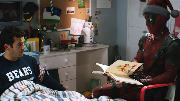 Fred Savage Tears into the First Trailer for Fox&#8217;s PG-13 <i>Once Upon a Deadpool</i>
