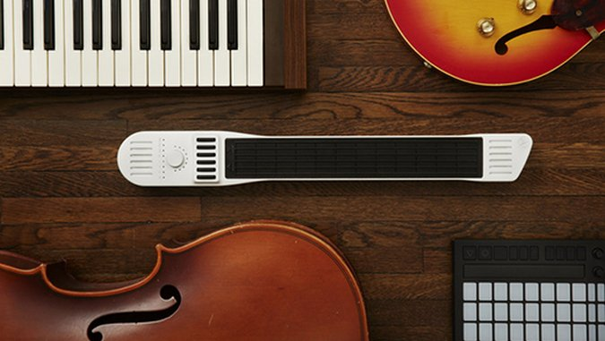 All-In-One Musical Instrument Wins Kickstarter