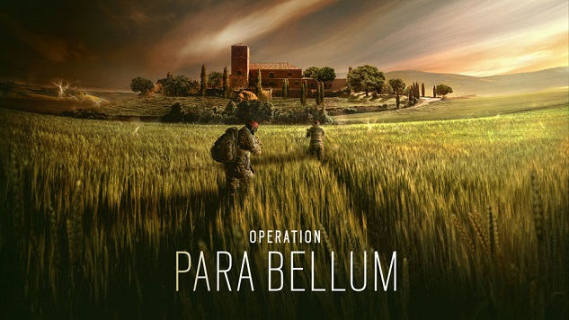 <i>Rainbow Six: Siege</i> Adds Operation Para Bellum Expansion to the Mix