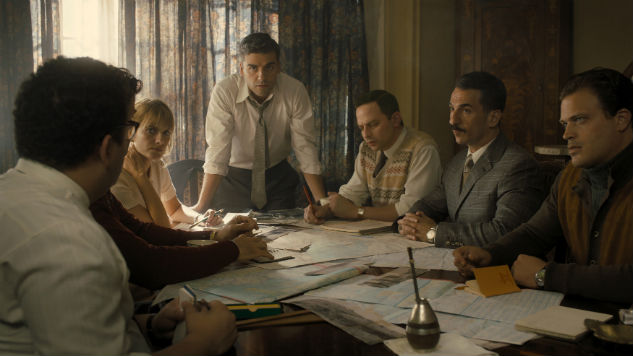 Watch the Riveting Trailer for Cold War Spy Thriller <i>Operation Finale</i>