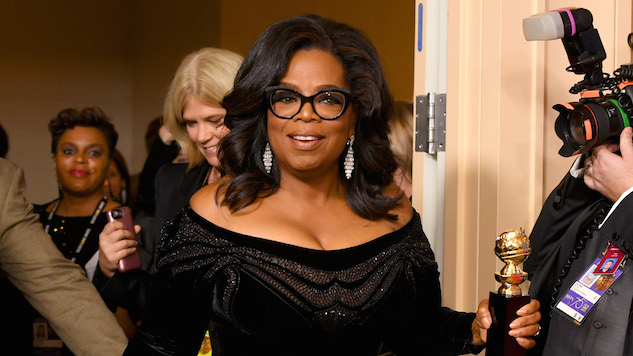 Trump says he doesn't think Winfrey will run — The Latest