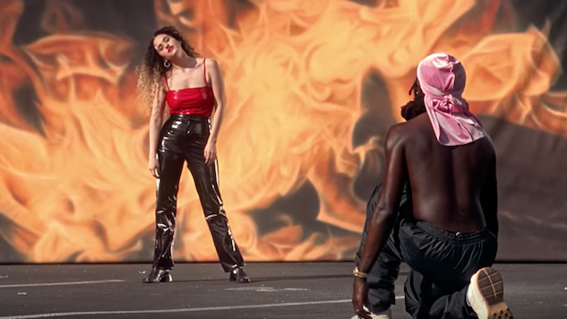 "Watch Blood Orange's ""Hope"" Video, Featuring P. Diddy, Tei Shi and Empress Of"